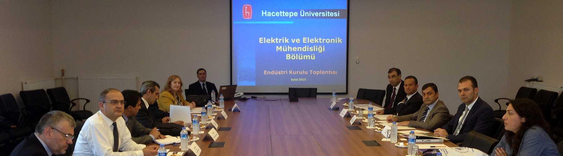 Hacettepe Universitesi Elektrik Ve Elektronik Muhendisligi